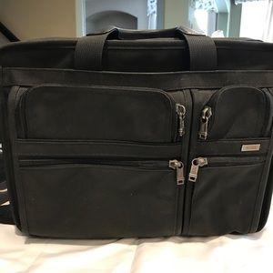 Tumi Messenger Laptop Bag